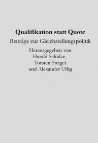 Qualifikation statt Quote